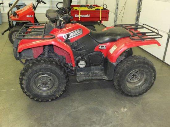 2003 YAMAHA KODIAK 450 4X4 ATV
