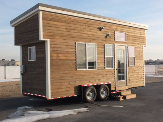 NO RESERVE* Tiny House - New,    Auctions Online | Proxibid