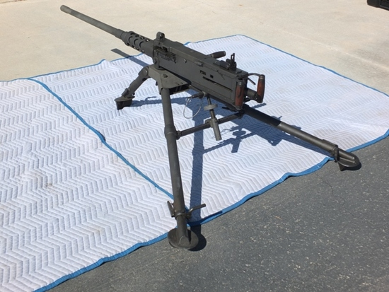 Ramo M2 Class III 50 BMG Machine Gun - Fully Transferable to Private Individuals that Qualify