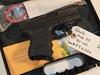 GLOCK 27 40 SW WITH BOX  S/N FTU050 **WALDEN HUGHES GUN**, TAG# 2435
