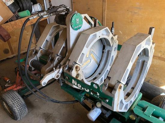 2007 FUSION  MACHINE 618 MACELROY, S/N:BUR050001P W/2006 TRAILER- MIRAGE CARGO TRAILER, VIN:5MBE1422