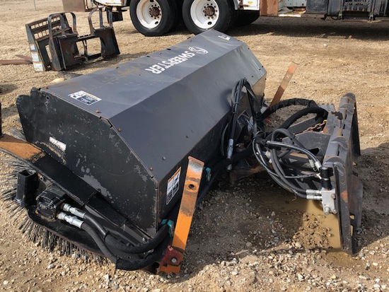 SWEEPSTER 7' SKID STEER BROOM