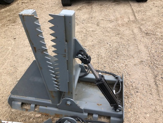 SKID STEER TREE PULLER - NEW