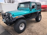 1982 JEEP CJ7 JAMBOREE EDITION - ALL REBUILT!  VIN:1JCCN87E5CT042292, TOTALLY REBUILT/CUSTOMIZED