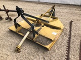 KING CUTTER 3-PT. PTO MOWER - DOES TURN