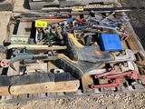 TOOL GROUP: WRENCHES, PIPE WRENCHES, CONCRETE TOOLS, HAND TOOLS, PRY BAR