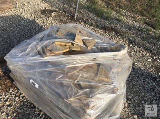 "Qty of 1"" Flagstone - 1 pallet [Yard 1: Anna, TX]"