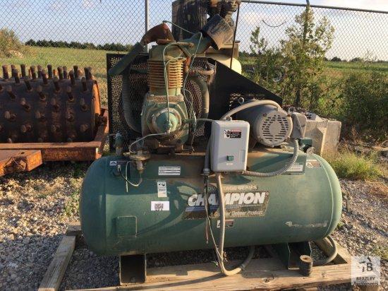 Air Compressor 15HP Electric Motor [Yard 1: Anna, TX]