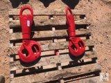 (1) Neilson (1) Trico, 25-T Rod Hook [Yard 1: Odessa, TX]