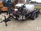 Karcher 4000lb, 4.2 GPM Hot Water Pressure Washer [Yard 2: Snyder, TX]