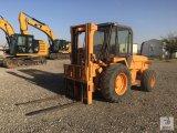 JCB 930 6000lb Rough Terrain Forklift [Yard 1: Odessa, TX]