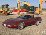 1990 Chevrolet Corvette Convertible [Yard 1: Odessa, TX]