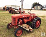 1948 International Harvester (Farmall) Model A Farm Tractor [Yard 2: Snyder, TX]