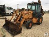 2005 Case 580 Super L Series 2 4x4 Loader Backhoe [Yard 2: Snyder, TX]