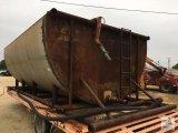 150BBL Half Round Reverse Tank [Yard 2: Snyder, TX]