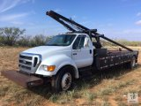 2004 Ford F650XL S/A Roustabout Truck 4x2 [Yard 2: Snyder, TX]