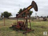 American D-40 Pumping Unit [Yard 2: Snyder, TX]