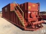 VE Enterprises 500BBL Portable Flow-Back Tank [Yard 1: Odessa, TX]