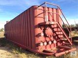 Dragon 500BBL Portable Flow-Back Tank [Yard 1: Odessa, TX]