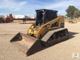 Caterpillar 277 Multi Terrain Skid Steer [Yard 1: Odessa, TX]