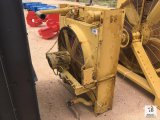 CAT Radiator, fits CAT 3408 Diesel Engine [Yard 1: Odessa, TX]