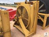 CAT Radiator, fits CAT D-379 Diesel Engine [Yard 1: Odessa, TX]]