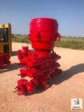 B.O.P. Stack (1) Hydril GK-10, 900 [Yard 1: Odessa, TX]