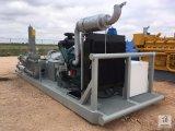 Ellis Williams E-447 Triplex Pump [Yard 1: Odessa, TX]