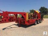 EVCO TDS 3.5 Power Swivel [Yard 1: Odessa, TX]
