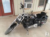 2009 Harley Davidson Rocker Custom Softail Motorcycle [Yard 2: Snyder, TX]