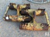 (2) Darby Pipe Roller Cradles [Yard 1: Odessa, TX]