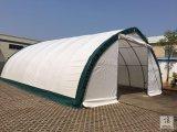Unused 20FT X 30FT X 12FT Peak Ceiling Storage Shelter [Yard 1: Odessa, TX]