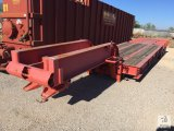 Custom Built Tri/A Lowbed Trailer [Yard 1: Odessa, TX]