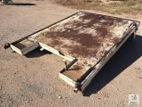 Roustabout Truck Bed c/w Gin Poles [Yard 1: Odessa, TX]