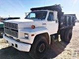 1990 Ford F700 S/A Dump Truck [Yard 3: Midland, TX]
