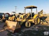 New Holland LB75 Loader Backhoe [Yard 3: Midland, TX]