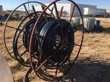 Spool of Poly 1 inch [Yard 1: Odessa, TX]
