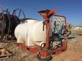 Ditch Witch MM5 Mud Mixing System [Yard 1: Odessa, TX]