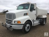 2001 Sterling A9500 S/A Water Truck