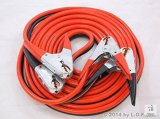 Unused Heavy Duty 1ga 25ft Booster Cables