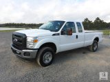 2012 Ford F250 Extended Cab 4x4 Pickup
