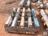 (10) 4ft. Aluminum Fluorescent Lights F/ Hazardous Locations [Yard 1: Odessa]