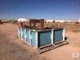 8 ft. W x 4 ft. H X 12ft. Junk Box [Yard 1: Odessa]
