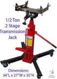 Unused 1/2 Ton Transmission Jack [Yard 1: Odessa]