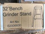 32in. Bench Grinder Stand [Yard 1: Odessa]