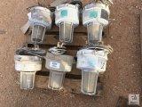 (6) Appleton Model K-136 Lighting Fixtures [Yard 1: Odessa]