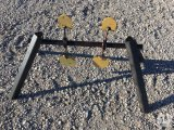 Unused 3in. & 4in. AR500 Spinner Targets - Collapsible [Yard 1: Odessa]