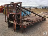 8ft. W x 13ft. 6in. L Steel Winch Truck Roustabout Bed [Yard 1: Odessa]