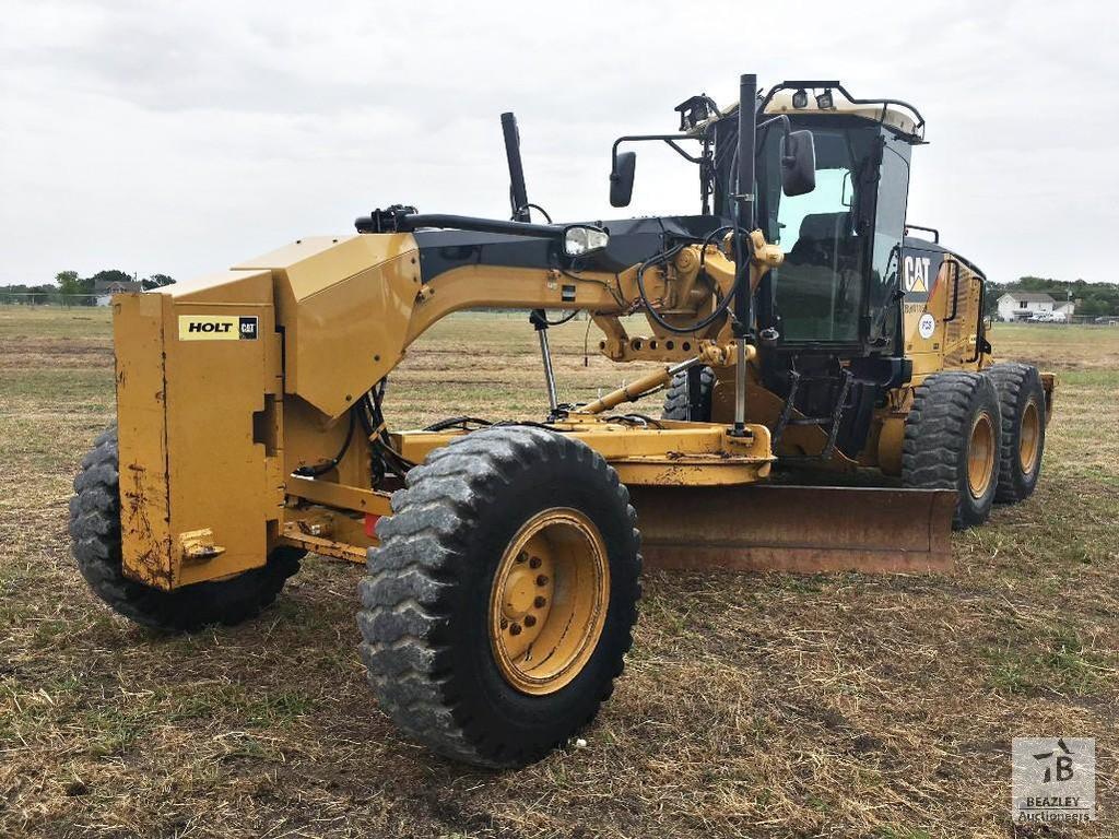Cat 140M Motor Grader