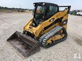 2012 Caterpillar 289C2 2 Spd Multi Terrain Compact Loader